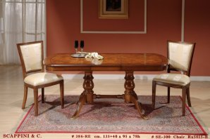 обеденный стол Scappini & C. Dining tables, 386 RE