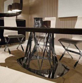 Обеденный стол Ipe Cavalli DAKAR, DAKAR dining table