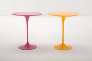 приставной столик Giovanetti Saarinen, Saarinen coffe table