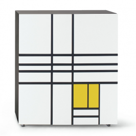 Буфет Cappellini Homage to Mondrian, PC_19