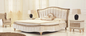 кровать Formenti Rose, Rose king bed