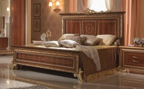 king size кровать Arredo Classic Giotto, Giotto king bed 200x200
