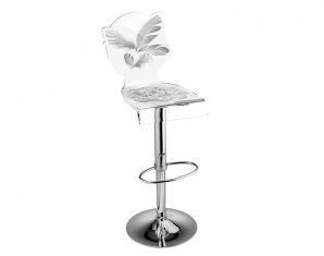 барный стул Acrila Feather bar stool, Feather bar stool