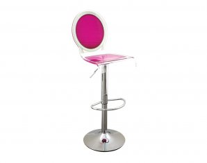 барный стул Acrila Sixteen bar stool pink, Sixteen bar stool pink