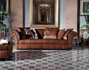 диван Busnelli RED LION Sofa 212, RED LION Sofa 212