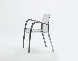 стул с подлокотниками Casprini TIFFANY armchair 05, TIFFANY armchair 05