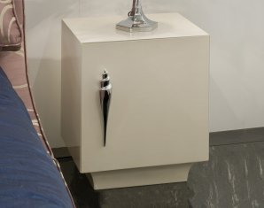 тумба прикроватная Asnaghi Interiors KELLY_BEDSIDE_TABLE, KELLY_BEDSIDE_TABLE