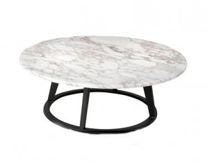 кофейный столик Contempo PUNTO LOW TABLE CALACATTA MARBLE  WOOD, PUNTO LOW TABLE CALACATTA MARBLE  WOOD