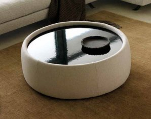 кофейный столик Dema Table Pouf cm. 62, Table Pouf cm. 62