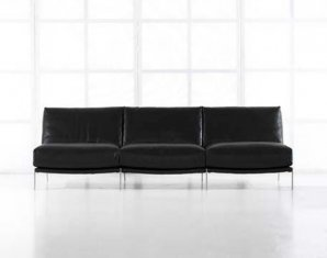 модульный диван Contempo LINK, LINK 3 SEATER LARGE W OUT ARMS