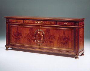 буфет Marzorati CREDENZA A 4 ANTE DUCALE, CREDENZA A 4 ANTE DUCALE