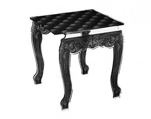 обеденный стол Acrila Big table capiton, Big table capiton