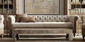 диван Restoration Hardware Living, RH6