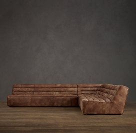 Модульный диван Restoration Hardware Living, RH8