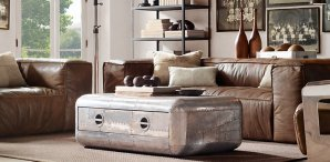 Кофейный столик Restoration Hardware Living, RH14