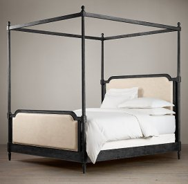 кровать Restoration Hardware Bed, RH48