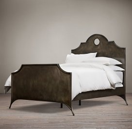 Кровать Restoration Hardware Bed, RH54