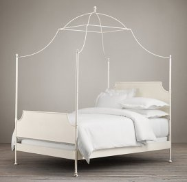 Кровать с балдахином Restoration Hardware Bed, RH55