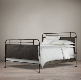 Кровать Restoration Hardware Bed, RH56