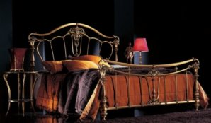кровать Valente Bed & Art, Ninfea