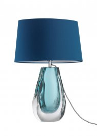 Светильник  настольный  Heathfield & Co Anya, Anya Peacock Table Lamp