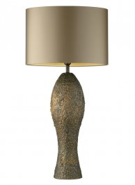 Светильник  настольный  Heathfield & Co Beatrice, Beatrice Bronze Large Table Lamp