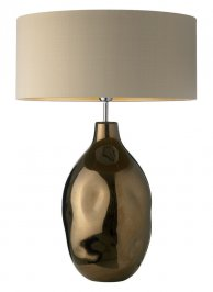 Светильник  настольный  Heathfield & Co Cordoba, Cordoba Bronze Large Table Lamp