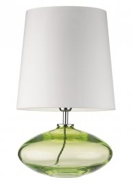 Светильник  настольный  Heathfield & Co Crocus, Crocus Olive Twist Table Lamp