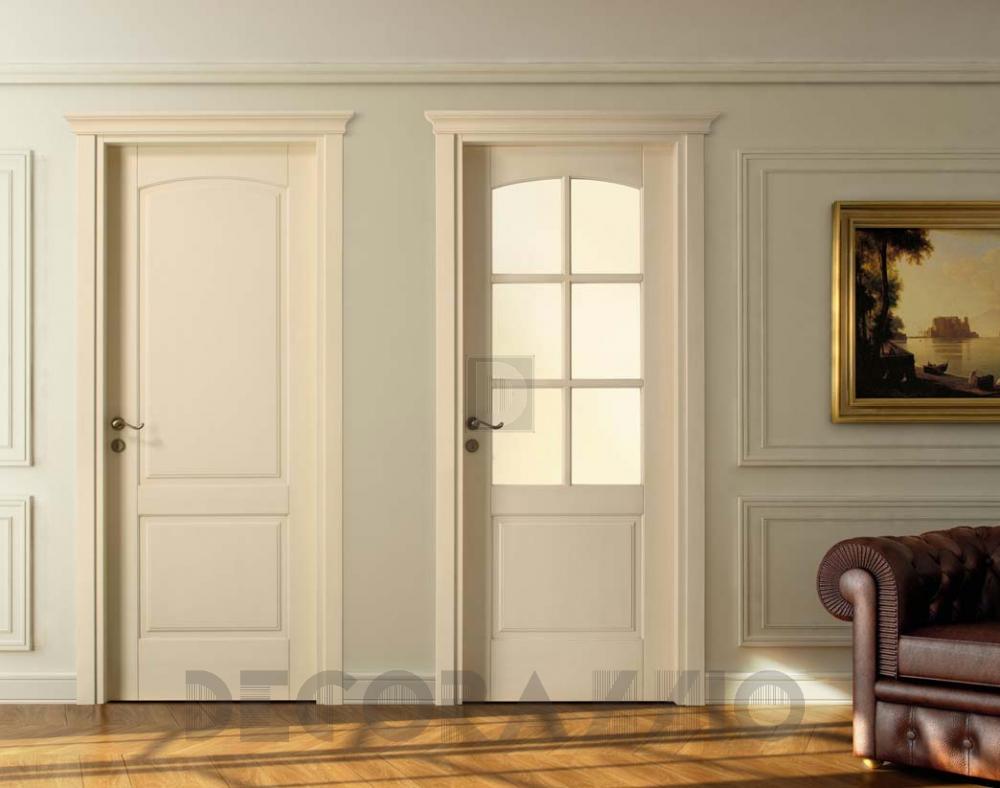 Межкомнатные двери в интерьере классика фото