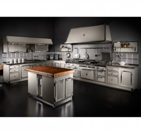 комплект в кухню Restart Metal kitchens, Signoria palace