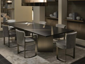 Обеденный стол Fendi Casa Margutta, Margutta dining table