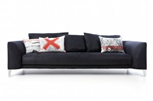 Диван Moooi Canvas Sofa, Canvas S1