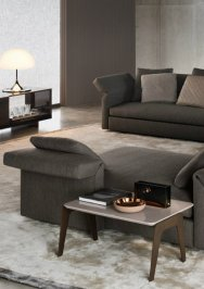 Приставной столик Minotti Minotti 2014, Kirk Jut Out Top