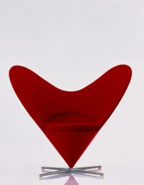 Кресло Vitra Heart, Heart Cone Chair 1
