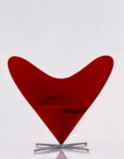 фото Кресло Vitra Heart, Heart Cone Chair 1 цена, интернет магазин