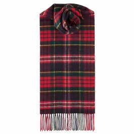 Шарф Johnstons of Elgin TARTAN, WA000016-KU0009