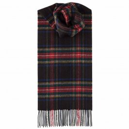 Шарф Johnstons of Elgin TARTAN, WA000016-KU0324