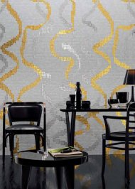 Настенная плитка Bisazza Decoration Mosaics, Decoration-Mosaic-FESTOON
