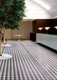 Настенная плитка Bisazza Decoration Mosaics, Decoration-Mosaic-PIED-DE-POULE-2