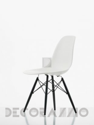 Стул Vitra Eames Plastic Side Chair - Eames Plastic Side Chair DSW