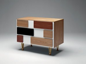 Комод Molteni&C Gio Ponti Collection, D.655.2