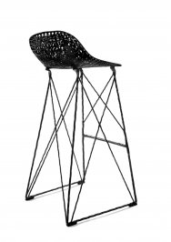 Барный стул Moooi Carbon Bar Stool, Carbon Bar Stool