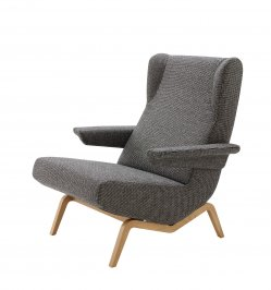 Кресло Ligne Roset ARCHI, ARCHI Armchair with armrests