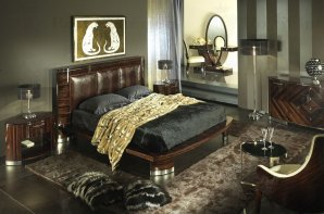 King size кровать Giorgio Collection Luna, 832