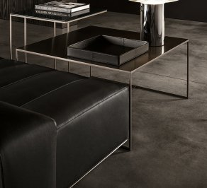 Кофейный столик Minotti Duchamp Bronze, MD43B