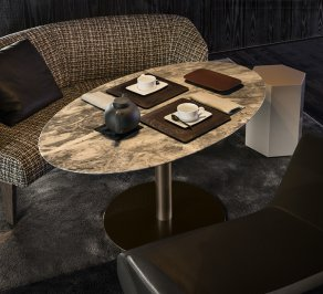 Кофейный столик Minotti Bellagio, MBB6W