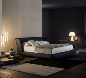 Кровать Minotti Creed, MCQ9B