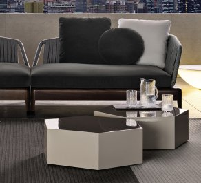 Кофейный столик Minotti Aeron Outdoor, MAD2G