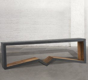 Скамейка Dialma Brown Benches, DB004495