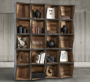 Стеллаж Dialma Brown Bookcases, DB004460